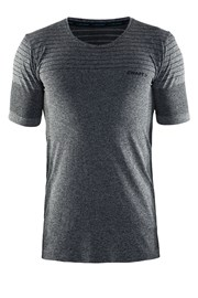 Tricou barbatesc Craft Cool Comfort Grey, material functional