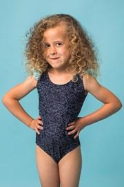 Costum de baie intreg Rosalie, pentru fetite