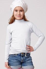 Bluza Jadea pentru copii, din bumbac, detine guler