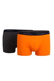 2 pack boxeri barbatesti CECEBA Jubilee Orange