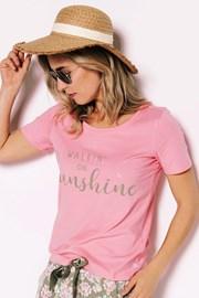Tricou de pijama Sunshine