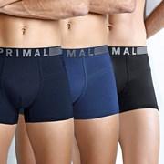 3 pack boxeri barbatesti PRIMAL B203