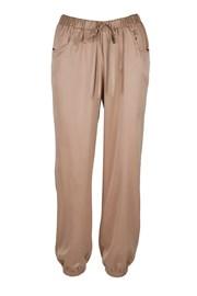 Pantalon satinat de pijama Dolce Latte