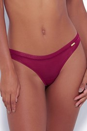 Tanga Glossies Bordo