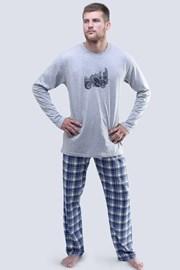 Pijama barbateasca Harley, lunga