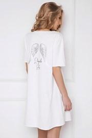 Camasa de noapte Angel alb