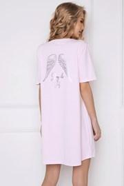 Camasa de noapte Angel roz