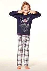 Pijama baieti Noel
