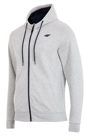 Hanorac barbatesc Hoody Grey