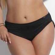 Slip costum de baie Beach Black