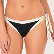 Slip costum de baie Gleam Gold Salvia