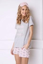 Pijama dama Diamonds , scurt