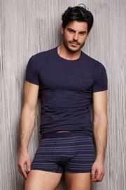 Set barbatesc Enrico Coveri 1627BB, tricou si boxeri