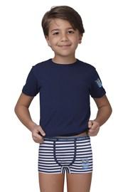 Set baieti Enrico Coveri, tricou si boxeri