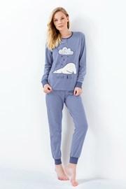 Pijama dama Susianne, albastru