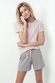 Pijama dama Caprice roz