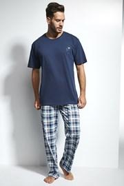 Pijama barbateasca CORNETTE Great Outdoors Blue
