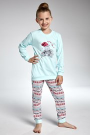 Pijama fetite Cornette Hippo