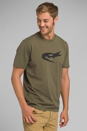 Tricou sport barbatesc PRANA Later Alligator Journeyman