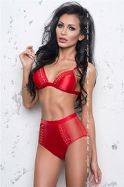 Compleu seducator Olivia Red