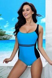 Costum de baie intreg Bret Blue