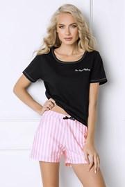 Pijama dama Royal, model cu dungi