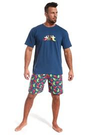 Pijama barbateasca CORNETTE Chilli Siesta, 100% bumbac