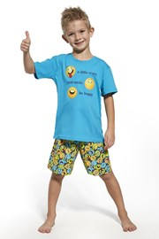Pijama baieti Smile