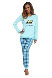 Pijama dama Toucan, din bumbac