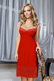 Neglijeu elegant Valeria Red