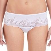 Tanga Wacoal Lace Affair White