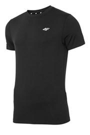 Tricou barbatesc 4F Dry Control Black