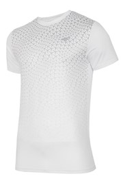 Tricou fitness barbatesc 4f Dynamic White