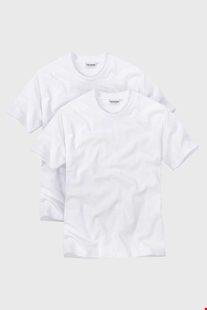 2pack tricou barbatesc White