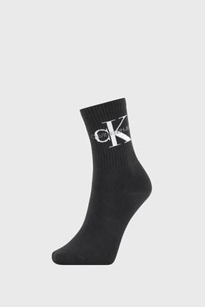 Șosete de damă Calvin Klein Bowery negre