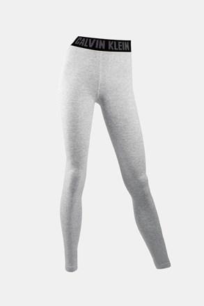 Colanți Calvin Klein Kara gri