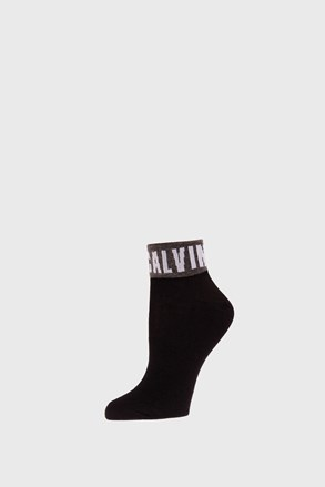Sosete dama Calvin Klein Kayla, negru