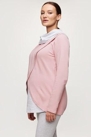 Bluză Beatrice, sarcină și alăptare