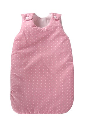 Sac de dormit Blue Kids roz