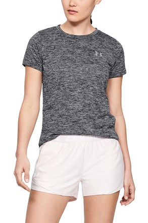 Tricou sport Under Armour Twist, negru