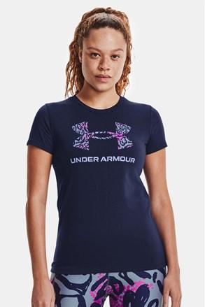 Tricou Under Armour Sportstyle Graphic, albastru