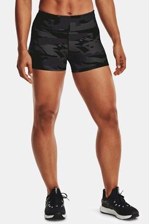 Pantalon scurt de compresie Under Armour Iso Chill, negru