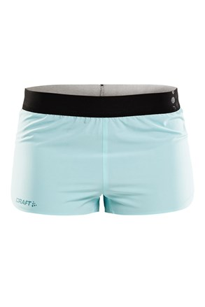 Pantalon scurt CRAFT Run Shade, menta