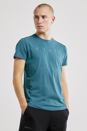 Tricou barbatesc CRAFT Deft SS, albastru inchis