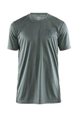 Tricou barbatesc CRAFT Eaze Graphic, verde