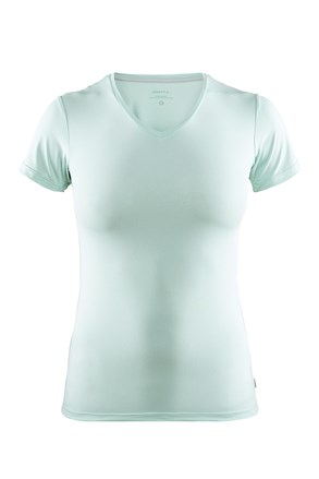 Tricou dama CRAFT Essential, verde