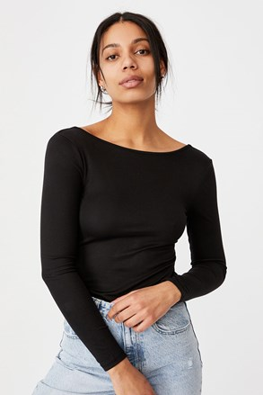 Body dama Victoria, negru