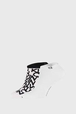 2 PACK sosete Calvin Klein Deangelo, alb
