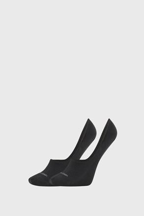 2 PACK șosete damă Calvin Klein Jessica, negru