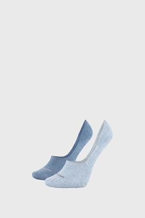 2 PACK șosete damă Calvin Klein Jessica, albastru